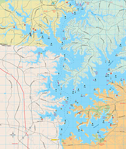 lake-maps-lake-norman-nc